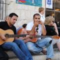 Musikanter i Jerusalem