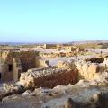 Restene av gamle Masada